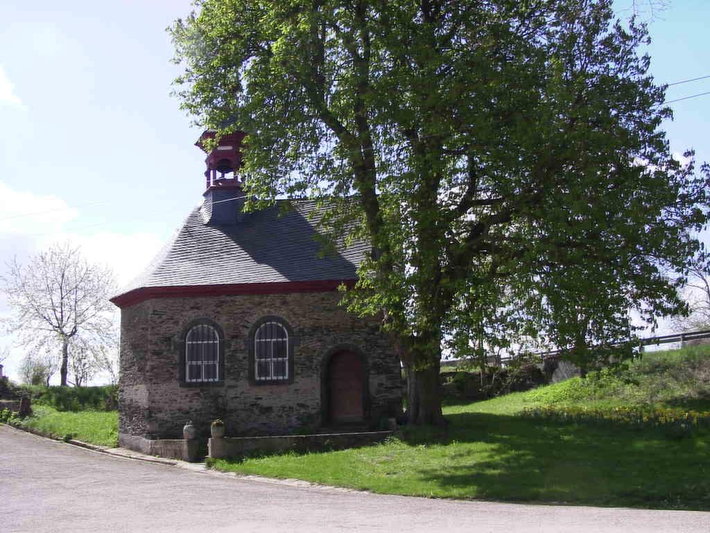 Kapelle St. Jakobus an der Heidger Mühle